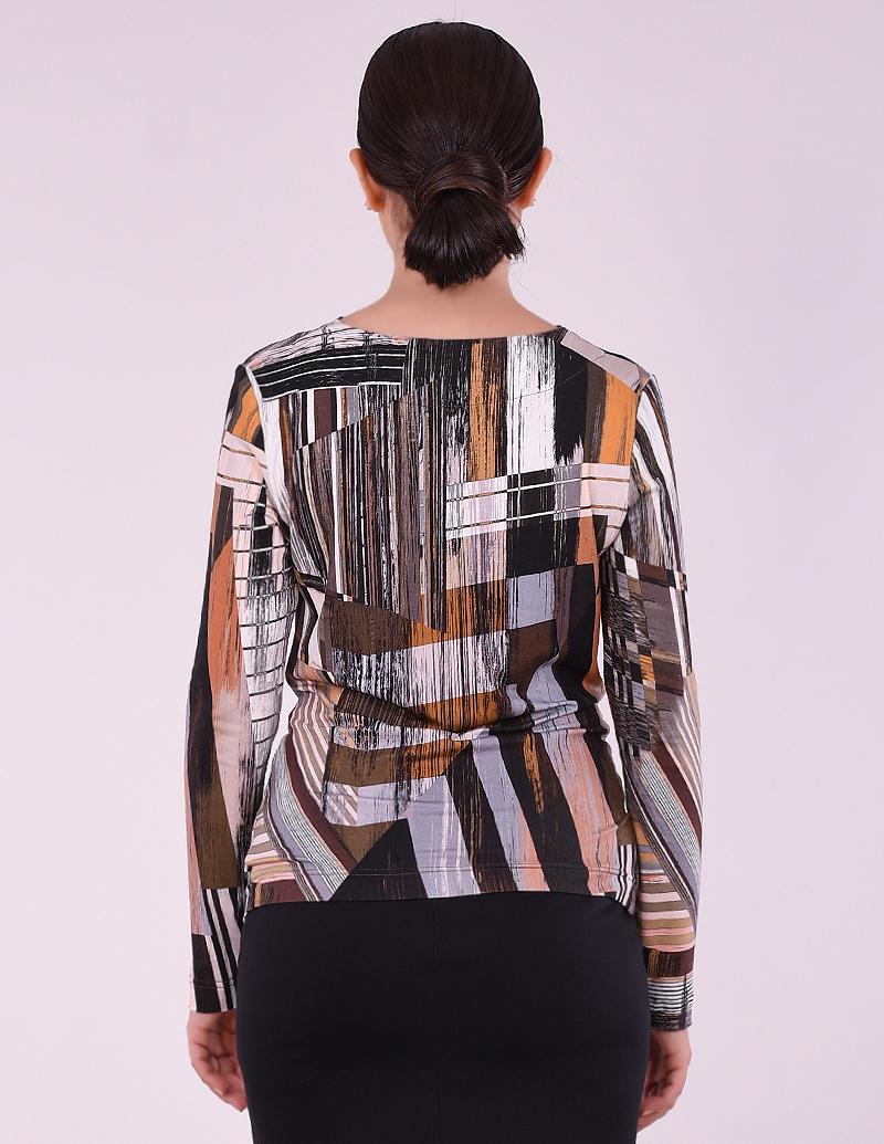 Блуза Геометрия