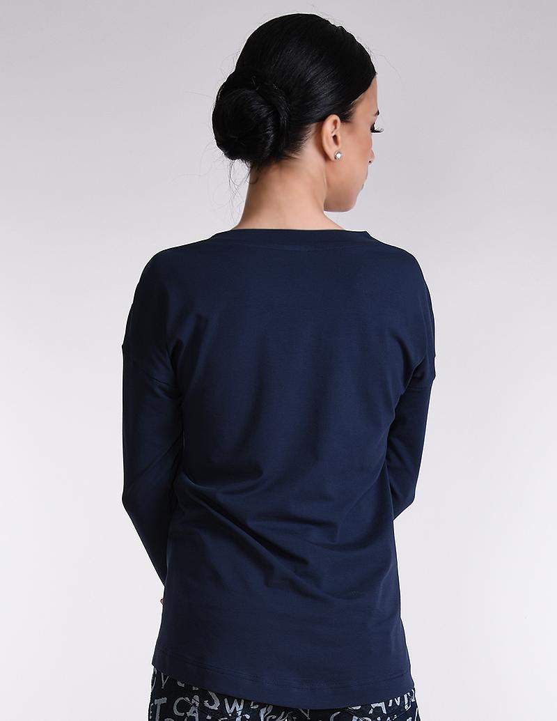 Блуза Букви