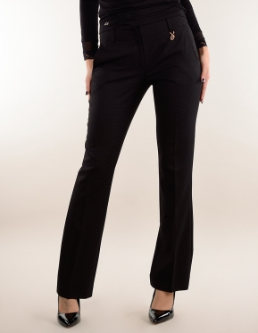 Панталон Линда класик черен