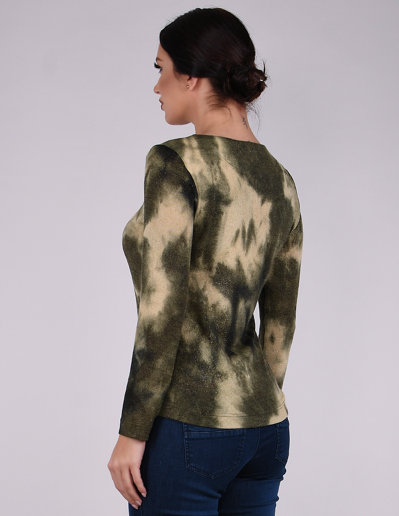 Блуза Хера - Златена