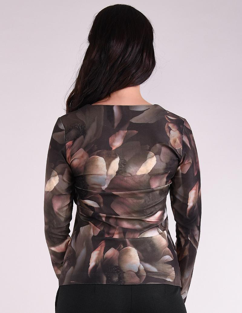 Блуза Есенни цветя
