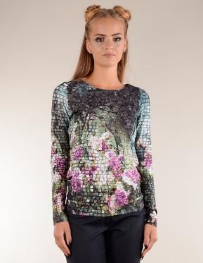 Блуза Мозайка