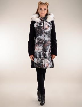 Термо палто Стефания