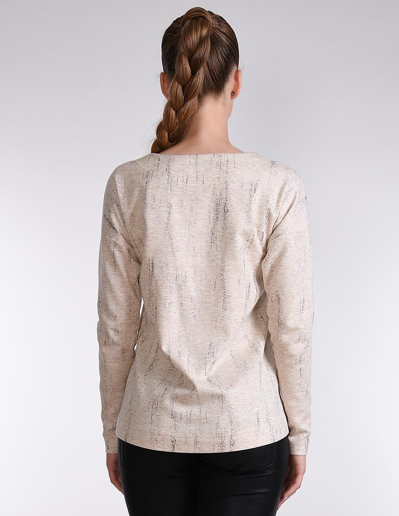 Блуза Есен брокат