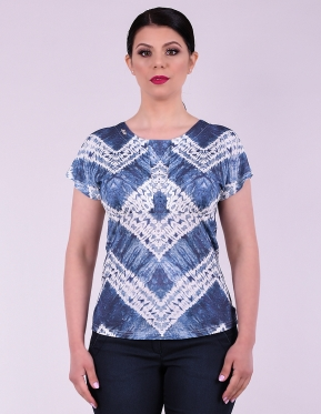 Блуза Августа трико
