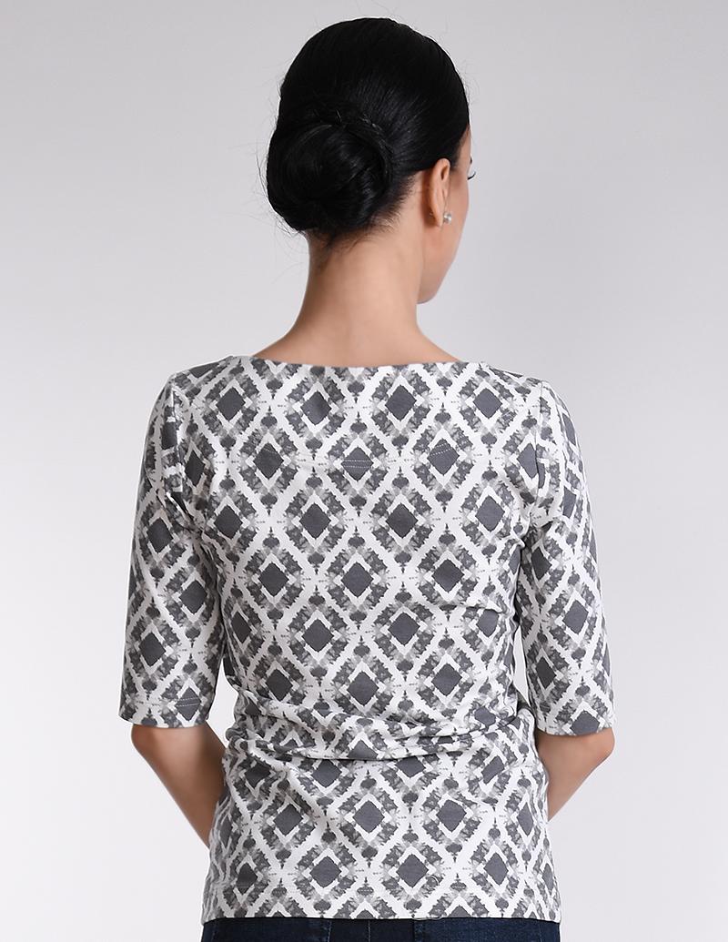 Блуза Ромб